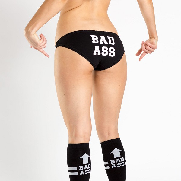 Bad Ass Women's Underwear