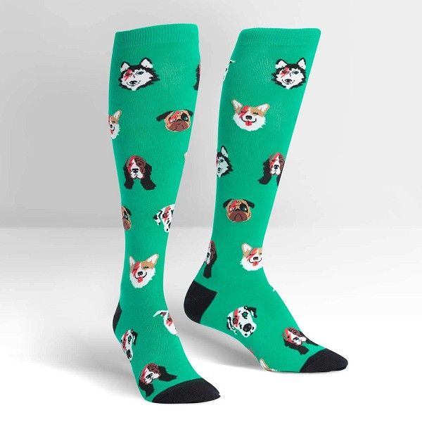 Dogs of Rock Knee High Deadlift  Socks