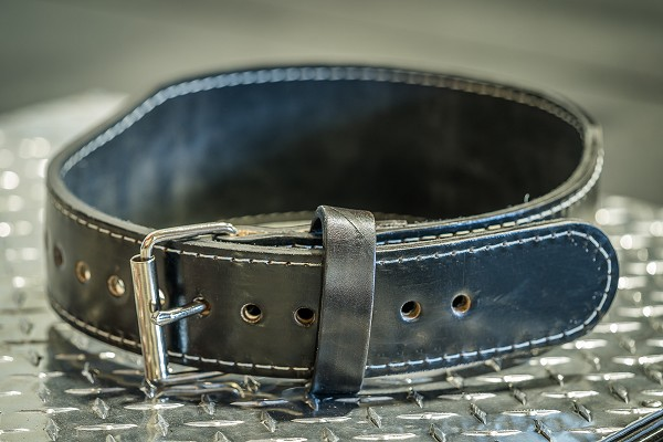 Texas Training Belt Tapered Front